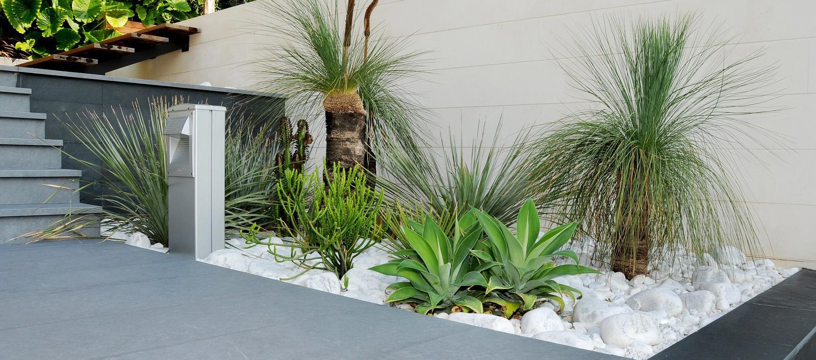 diseño jardines particulares