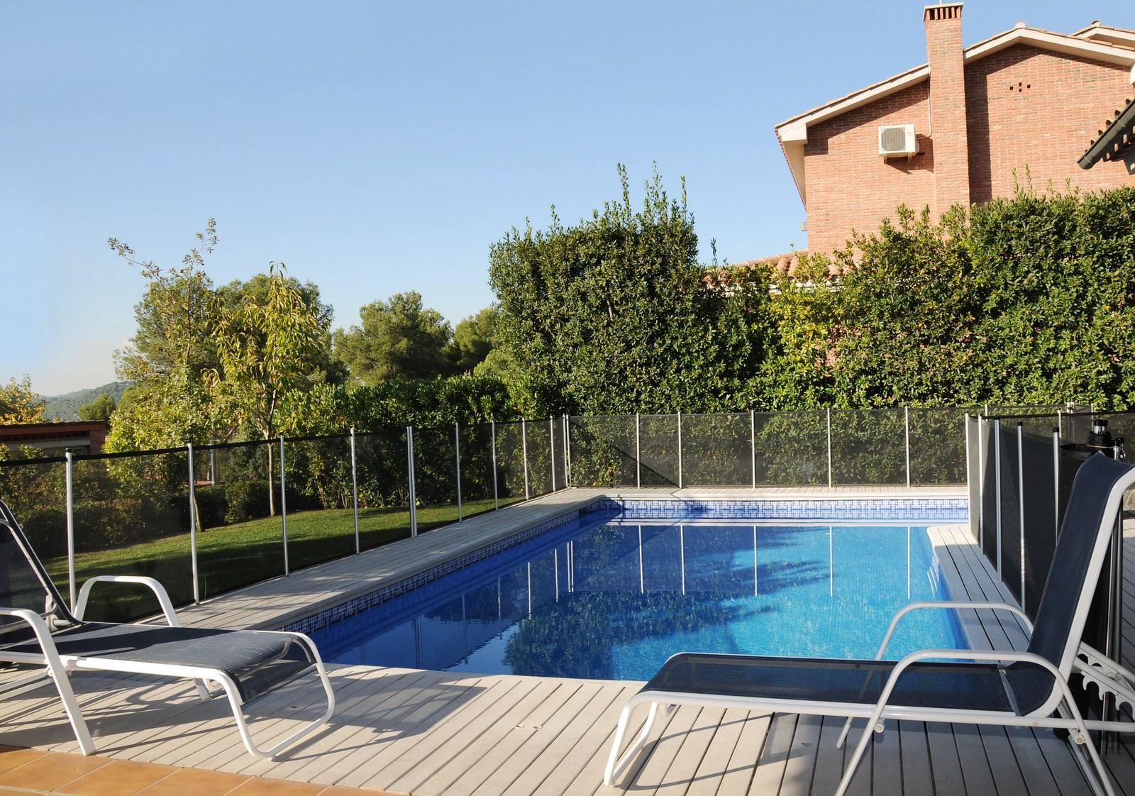 piscinas para jardines