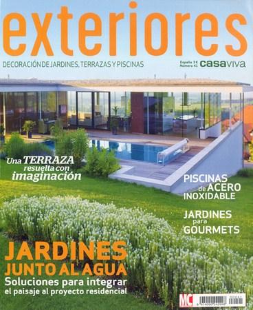 publicación revista exteriores
