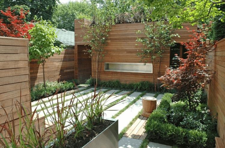 jardin japones exterior
