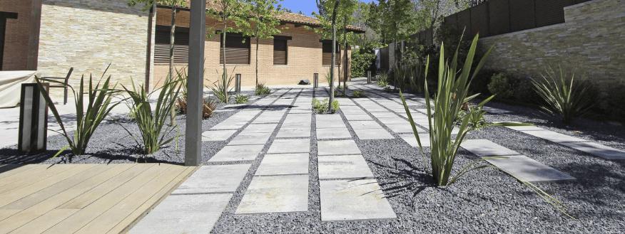 beneficios del jardin de secano