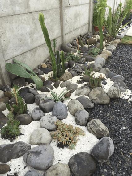 el jardin de secano
