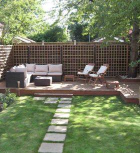 jardin sostenible