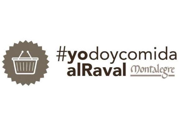 Colaboración solidaria – #yodoycomidaalraval