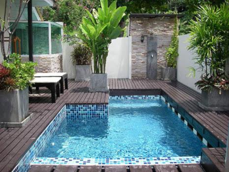 piscinas particulares en barcelona