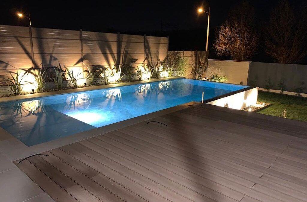 Consejos para iluminar una piscina