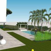 jardín vivienda del llobregat
