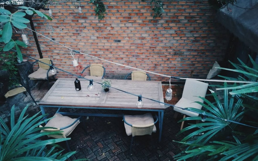 Ideas decorativas para jardines pequeños